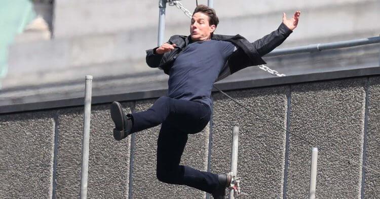 湯姆克魯斯Tom Cruise