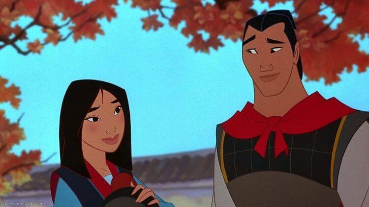 迪士尼動畫電影改編真人版的《花木蘭》最初劇本中,已不見李翔身影。