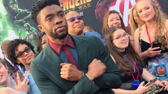 《黑豹》的熱賣讓黑人超級英雄不再是票房毒藥。