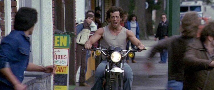 1982 年讓席維斯史特龍成為「藍波」的電影《第一滴血》曾經差點難產。