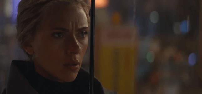 史嘉蕾喬韓森飾演的「黑寡婦」娜塔莎。