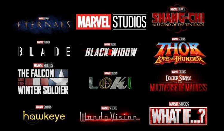 2019 SDCC 美國聖地牙哥動漫展上漫威所公布的第四階段 12 部超級英雄影劇作品內容。