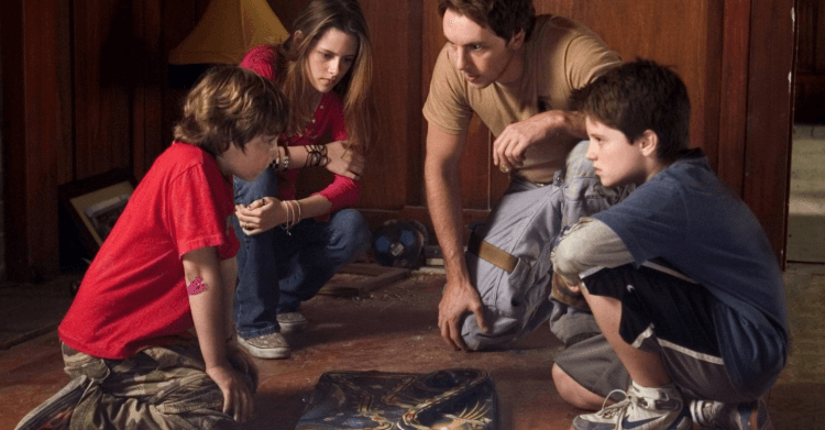 早在 2005 年,強法夫洛就推出的《迷走星球》,其實是《野蠻遊戲》系列續作。