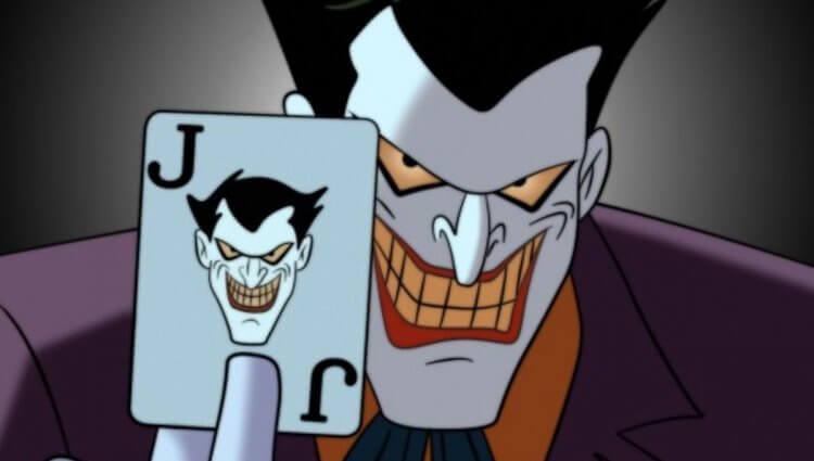DC 動畫影集《蝙蝠俠》中的小丑。