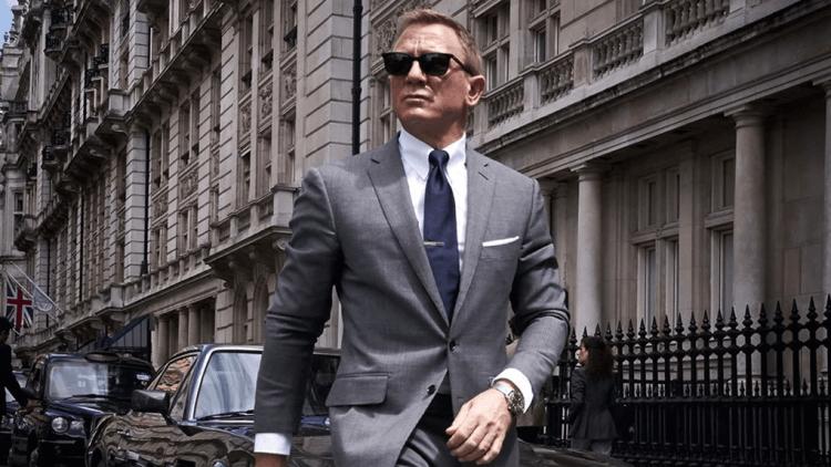 《007》系列將推出最新續集《007:生死交戰》,這部電影將是丹尼爾克雷格 (Daniel Craig) 飾演龐德的最後一部作品。