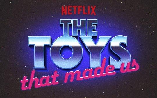 Netflix 原創紀錄片影集《玩具的故事:我們的童年》。