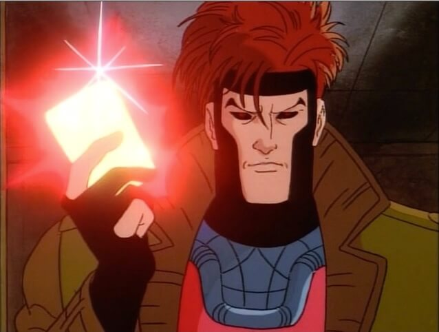 金牌手是卡通影集《特異功能組》的人氣角色,風靡整個 90 年代。