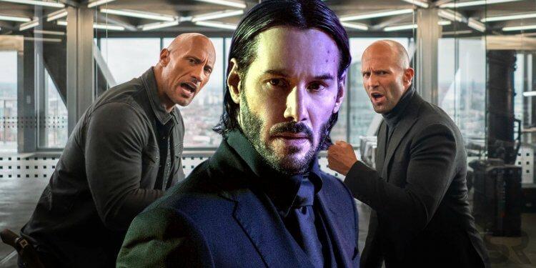 原本巨石強森透露 2019 年玩命外傳電影《玩命關頭:特別行動》將有基努李維跨刀演出,但最終告吹。