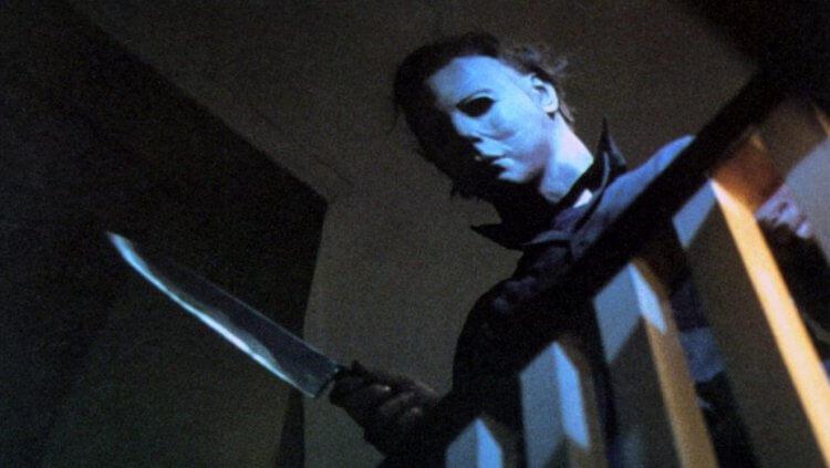約翰卡本特於 1978 年推出的恐怖片《月光光心慌慌》成為了「砍殺」類型恐怖片的始祖。