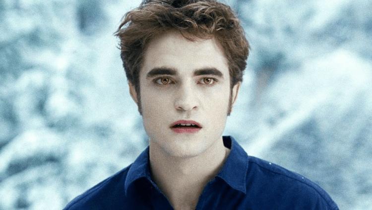 《暮光之城》系列電影,羅伯派汀森飾演吸血鬼愛德華。