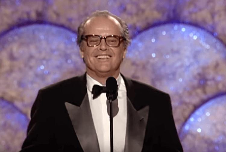 傑克尼克遜以精湛的演技獲獎無數。