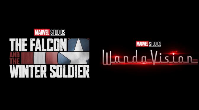 漫威影集《獵鷹與酷寒戰士》、《汪達與幻視》將會在 2020 年於 Disney+ 平台上推出。