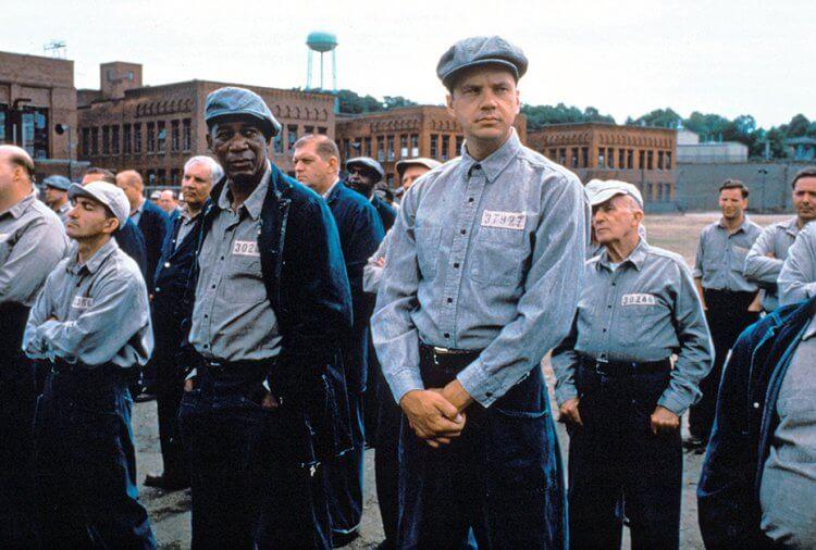 法蘭克達拉邦執導,摩根費里曼、提姆羅賓斯主演的《刺激 1995》上映時票房並不好,然而後來在 imdb 排行榜上的名次卻始終高居不下,無論是影評或是觀眾都對這部片讚譽有加。