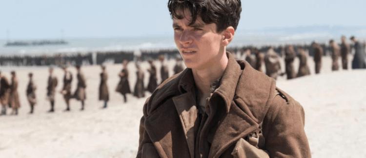 克里斯多福諾蘭 (Christopher Nolan) 的二戰片《敦克爾克大行動》(Dunkirk) 劇情由陸海空三段故事線交織而成。