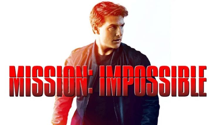 《不可能的任務》系列是湯姆克魯斯的代表作。