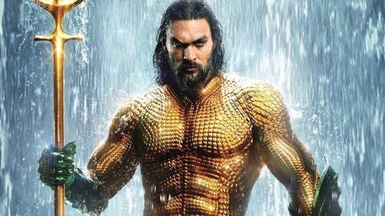 《水行俠》(Aquaman) 傑森摩莫亞 (Jason Momoa)
