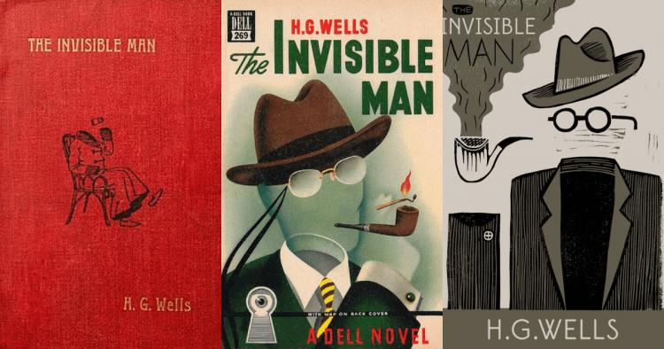 《隱形人》原著出自科幻小說之父 H.G.威爾斯手中。
