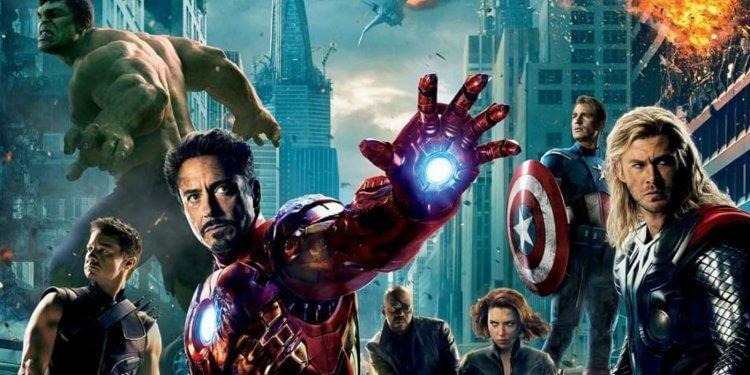 漫威第一部英雄集結的電影《復仇者聯盟》,為當年全球票房最高的電影。