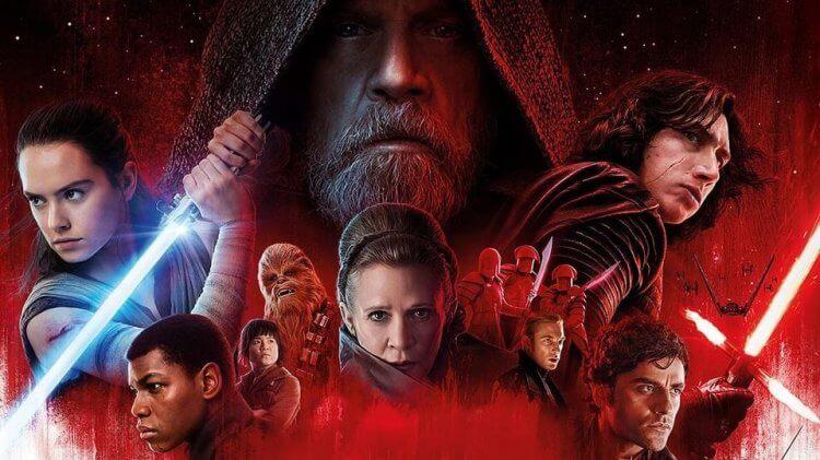 《Star Wars:最後的絕地武士》(Star Wars: The Last Jedi)