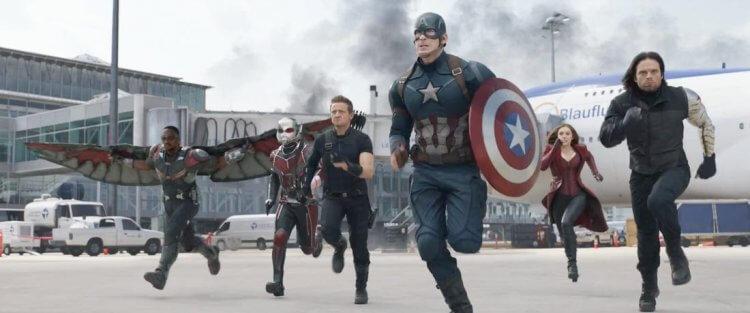 《美國隊長 3:英雄內戰》在英雄電影輩出的 2016 年裡,是當年全球票房最高的電影。