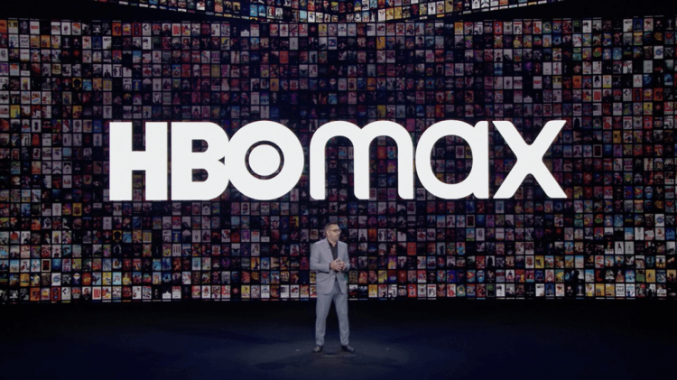 HBO Max 平台。