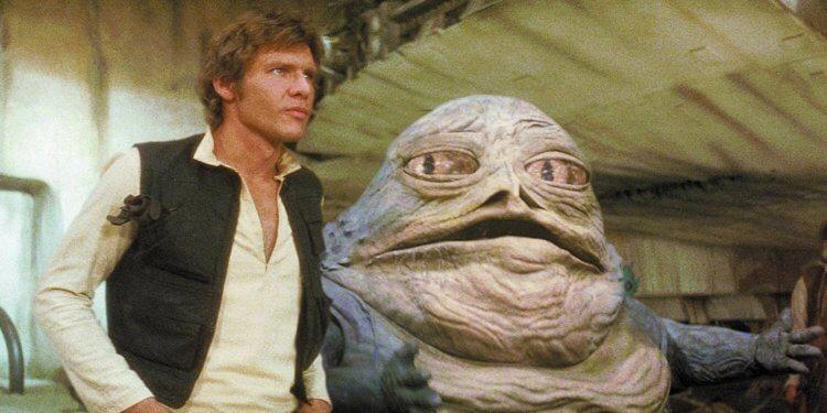 銀河黑道老大「 賈霸 」(Jabba the Hutt)。