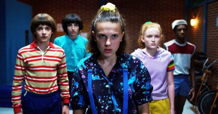 影集《怪奇物語》(Stranger Things) 捧紅許多童星。