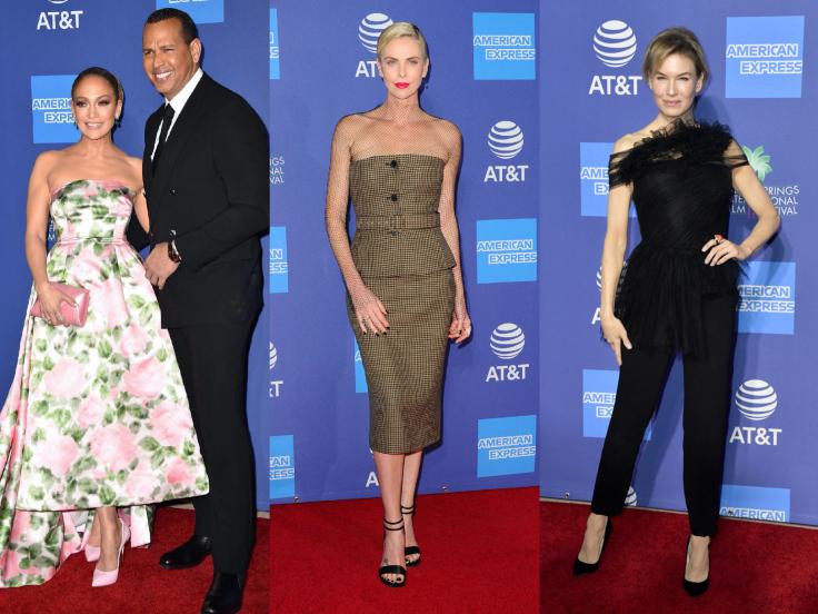 2020 年棕櫚泉國際影展,許多好萊塢明星共襄盛舉。