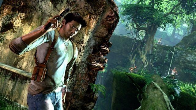 《秘境探險》系列遊戲的主角法蘭西斯德瑞克。