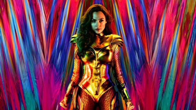 《神力女超人 1984》。