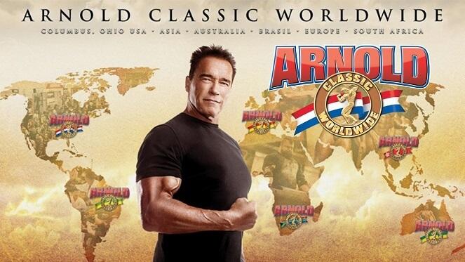 「Arnold Classic Africa」是以阿諾為名的運動系列盛會。