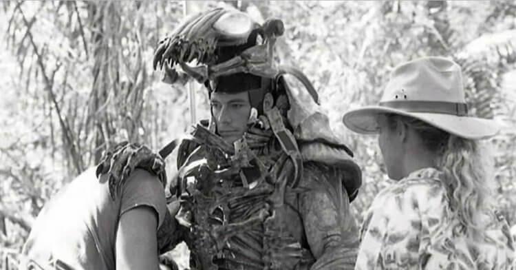 尚克勞范達美《終極戰士》造型。