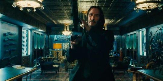 《捍衛任務3:全面開戰》(John Wick: Chapter 3 – Parabellum) 劇照。