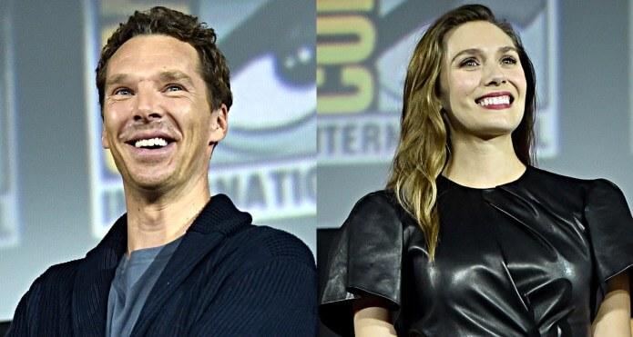 「奇異博士」班尼狄克康柏拜區與「緋紅女巫」伊莉莎白歐森將在《奇異博士之戰慄多重宇宙 (暫譯)》合體。