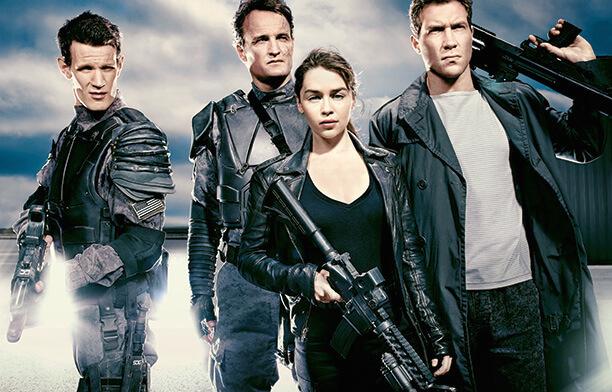 《魔鬼終結者:創世契機》(Terminator Genisys,簡稱 T5)