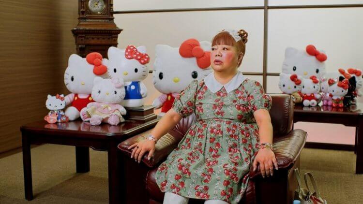 《玩具的故事》曾採訪 Hello Kitty 的設計師山口裕子。