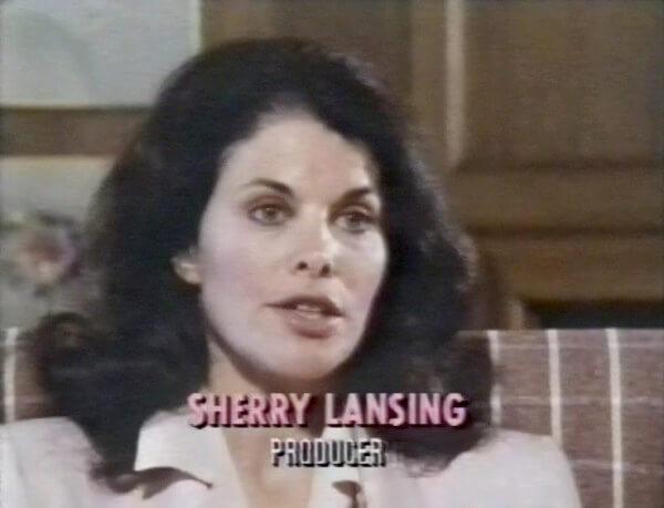 雪莉蘭辛是史上第一位擔任好萊塢大型片商龍頭的女性人物。