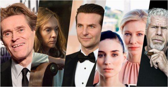 威廉達佛 (Willem Dafoe)、東妮克莉蒂 (Toni Collette) 、布萊德利庫柏 (Bradley Cooper) 、魯妮瑪拉 (Rooney Mara) 、朗普曼 (Ron Perlman)