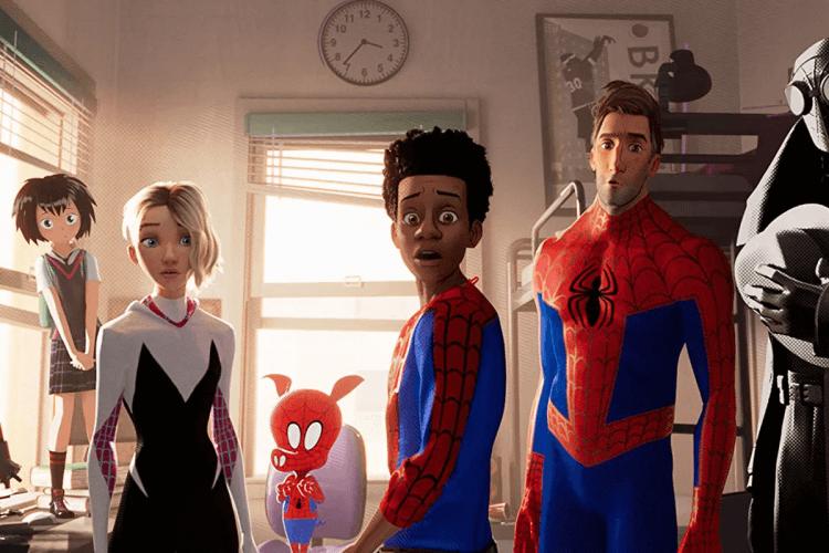 曾獲奧斯卡「最佳動畫」獎的超級英雄電影《蜘蛛人:新宇宙》受到導演法蘭西斯柯波拉肯定。
