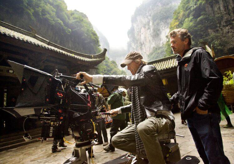 麥可貝執導的《變形金剛 4:絕跡重生》在香港取景。
