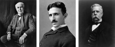 電影《電流大戰》將湯瑪斯愛迪生、尼古拉特斯拉、喬治威斯汀豪斯之間的故事搬上大銀幕。