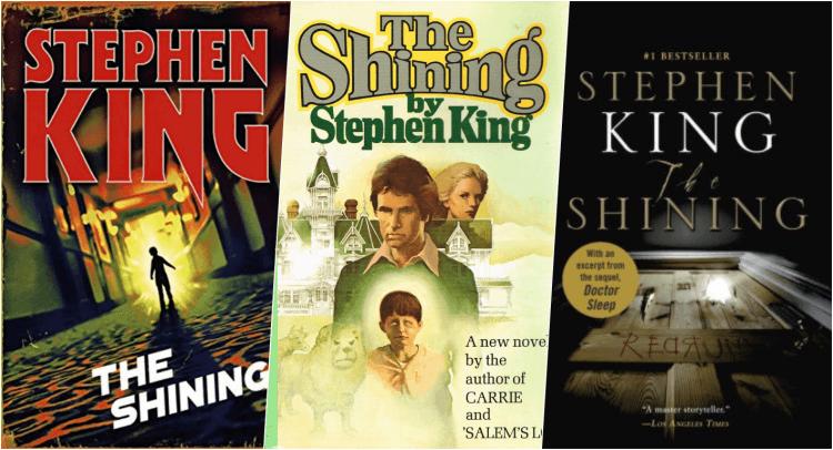 史蒂芬金將自己寫進《鬼店》裡,主角傑克是他的投射,然而庫柏力克的改編卻沒有參照他的意見。