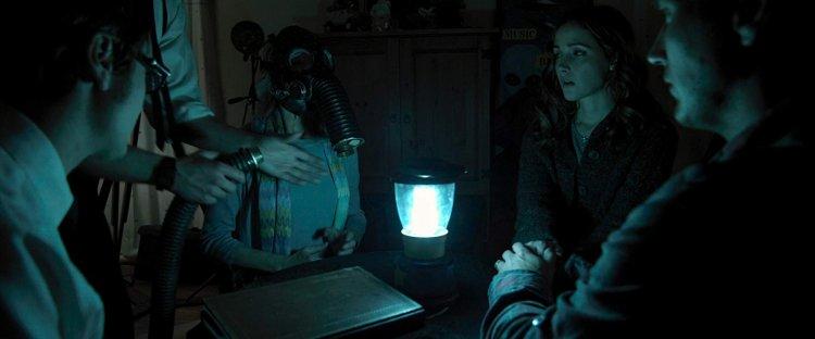 2010 年溫子仁導演的恐怖電影《陰兒房》。