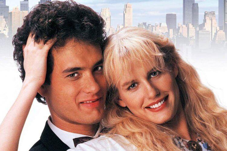 由湯姆漢克斯所主演的 1984 年電影《美人魚》獲得好評。