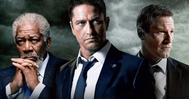今年上映的《全面攻佔 3:天使救援》,由傑瑞德巴特勒、摩根費里曼,以及艾倫艾克哈特主演。