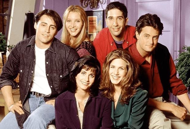 經典情境劇《六人行》(Friends) 已正式邁入開播的 25 週年。
