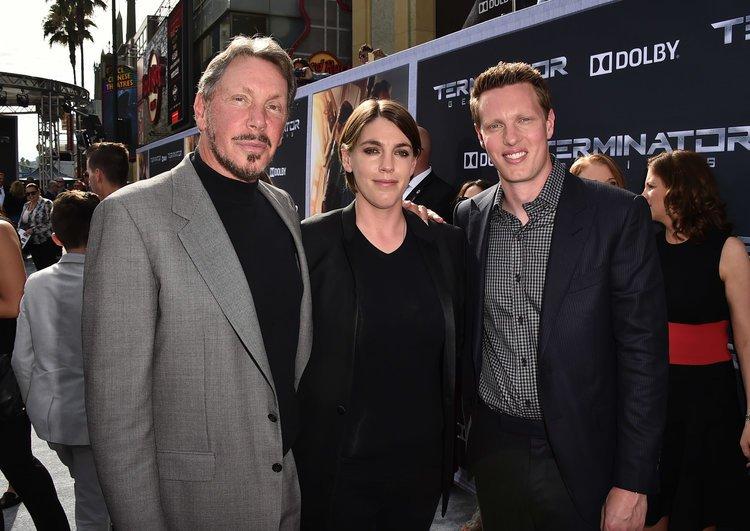 曾取得魔鬼終結者相關權利,並於 2015 年推出《魔鬼終結者:創世契機》電影的艾利森一家。
