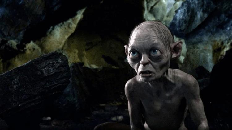 《魔戒》(The Lord of the Rings) 中的咕嚕 (Gollum)
