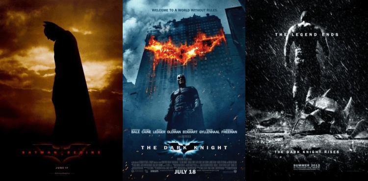 諾蘭的《黑暗騎士》三部曲現今仍然是超級英雄電影的上乘之作。