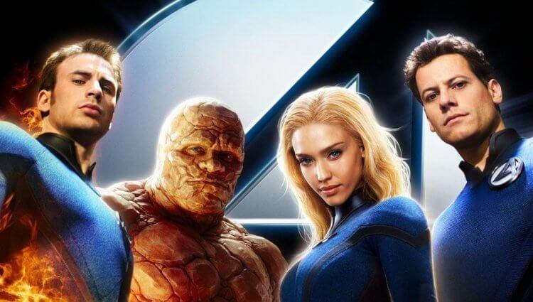 《驚奇 4 超人》(Fantastic Four) 劇照。